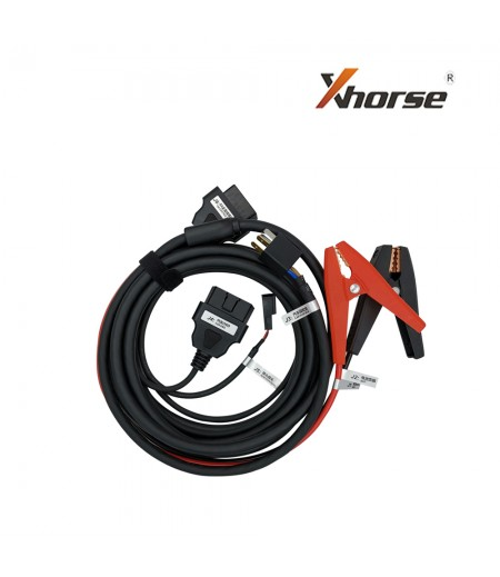 XHORSE Toyota 8A Non-smart Key Adapter for All Key Lost via OBD No Disassembly