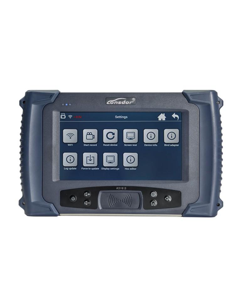 LONSDOR K518S Key Programmer Full Version Support Toyota All Key Lost