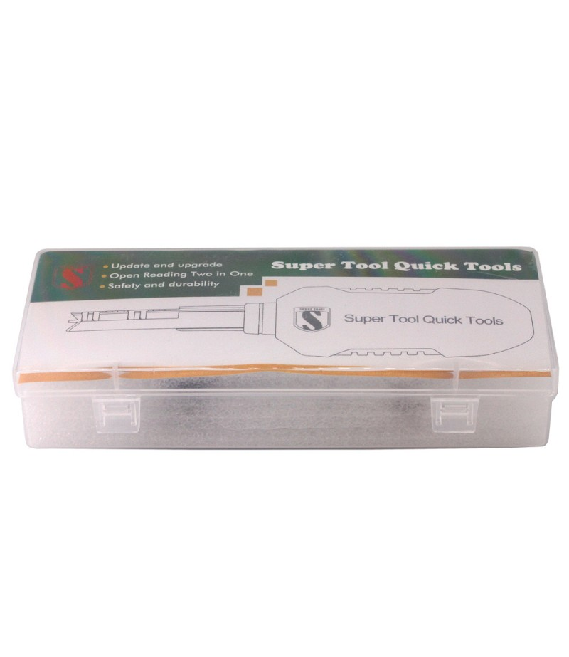 Super Auto Magic Quick Tool HU92 Update and Upgrade Safety and Durability