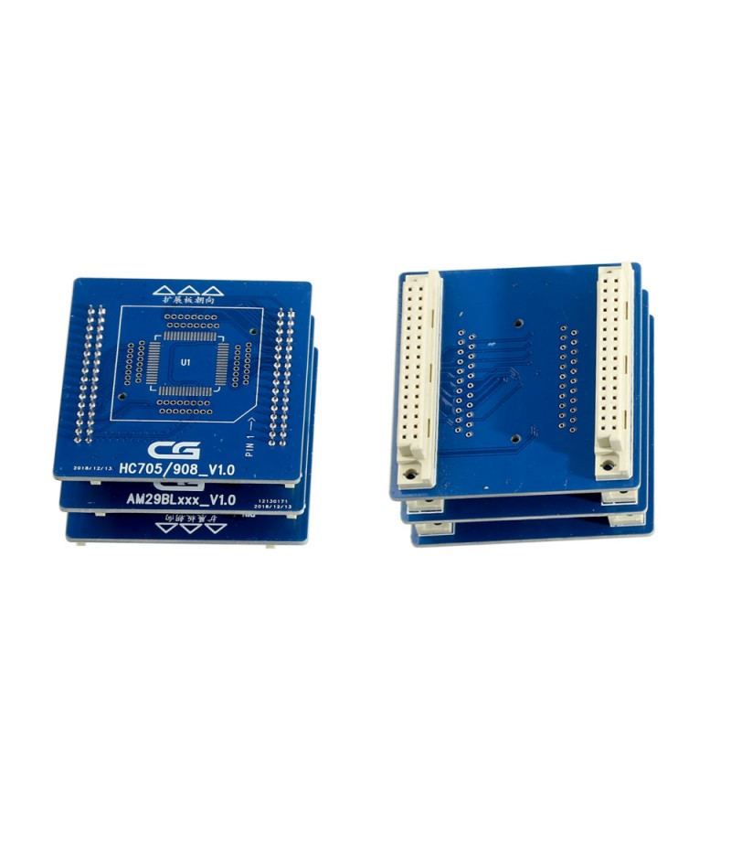 CG Pro 9S12 Programmer Full Version Including All Adapters
