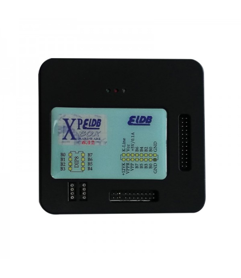 Latest Version Xprog V6.12 XPROG-M ECU Programmer With USB Dongle
