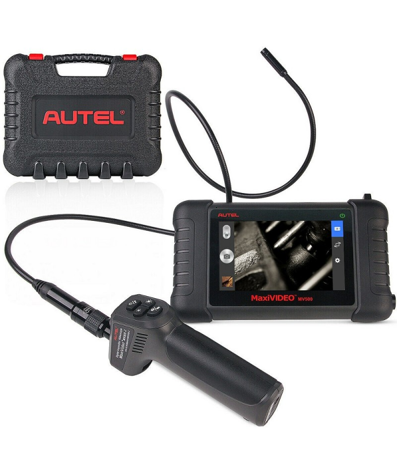 Autel MV500 Digital Videoscope with 8.5mm Head Imager Inspection Camera Scanner