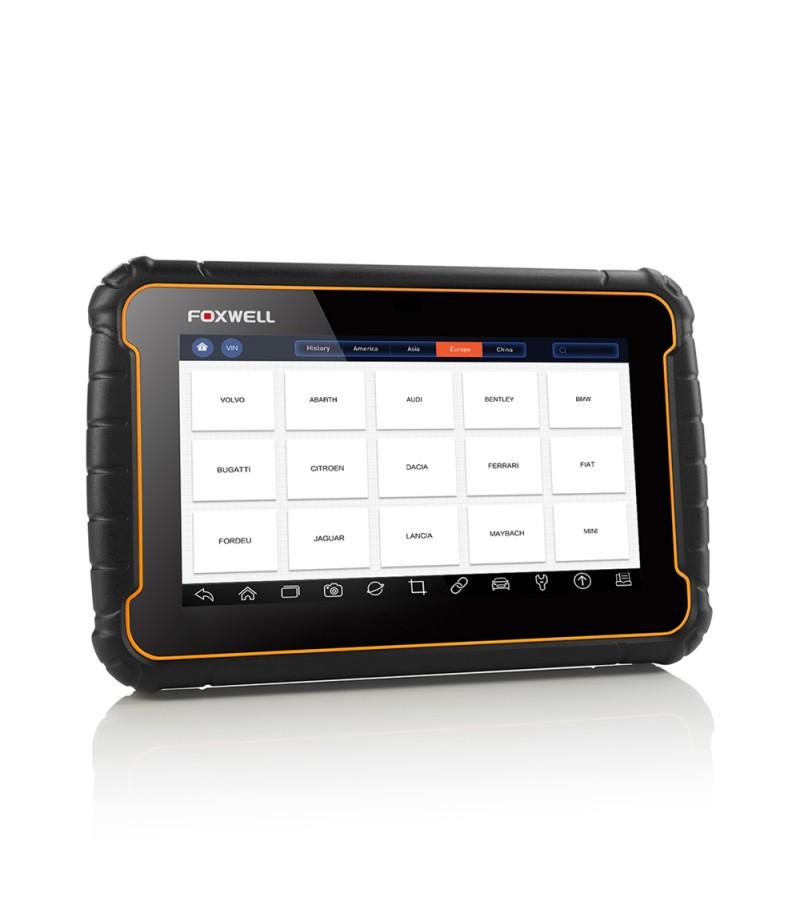 FOXWELL GT60 OBD2 Automotive Scanner Full System Car Diagnosis ABS SRS EPB DPF Oil Reset ODB2 Diagnostic Scanner Tool PK MK808