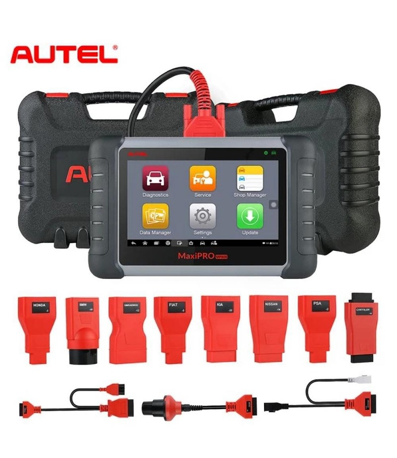 Autel MaxiPro MP808K with OE-Level All Systems Diagnosis Support Bi-Directional Control Key Coding Same as DS808K