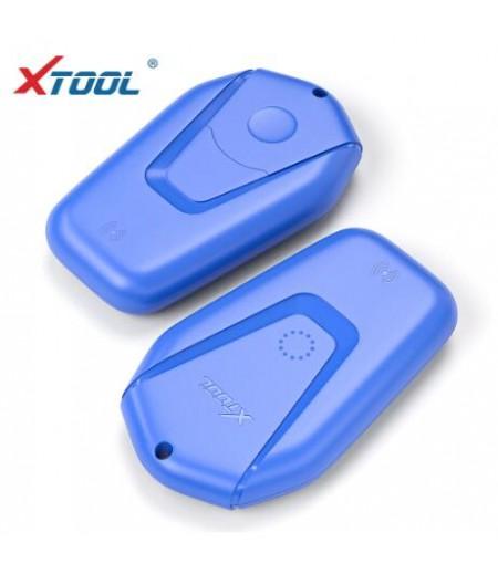 XTOOL KS-01 Toyota Lexus Smart Key Emulator for All Keys Lost Work with X100 PAD2 PAD3 A8 H6 Reusable