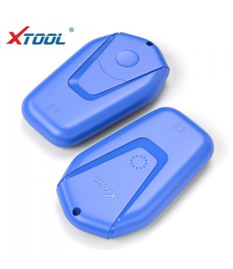 XTOOL KS-01 Toyota Lexus Smart Key Emulator for All Keys Lost Work with X100 PAD2 PAD3 A8 H6 Reusable