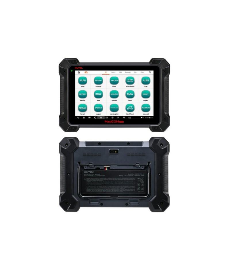 100% Original Autel MaxiCOM MK908 All System Diagnostic Tool Support ECU/Key Coding Updated Version of Maxisys MS908