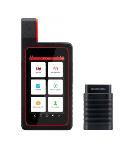 LAUNCH X431 DIAGUN V Bi-Directional Full System Scan Tool with 2 Years Free Update