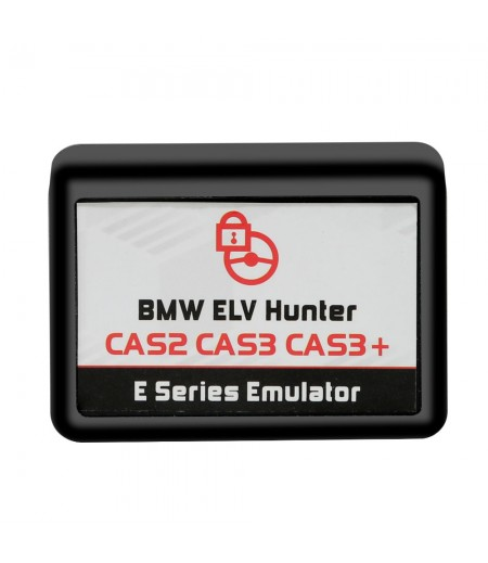 BMW ELV Hunter CAS2 CAS3 CAS3+ E Series Emulator for Both BMW and Mini