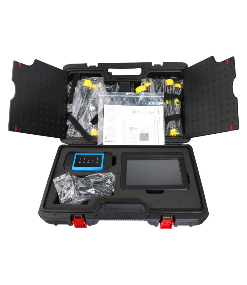 Original Launch X431 V+ HD3 Wifi/Bluetooth Heavy Duty Truck Diagnostic Tool Free Update Online