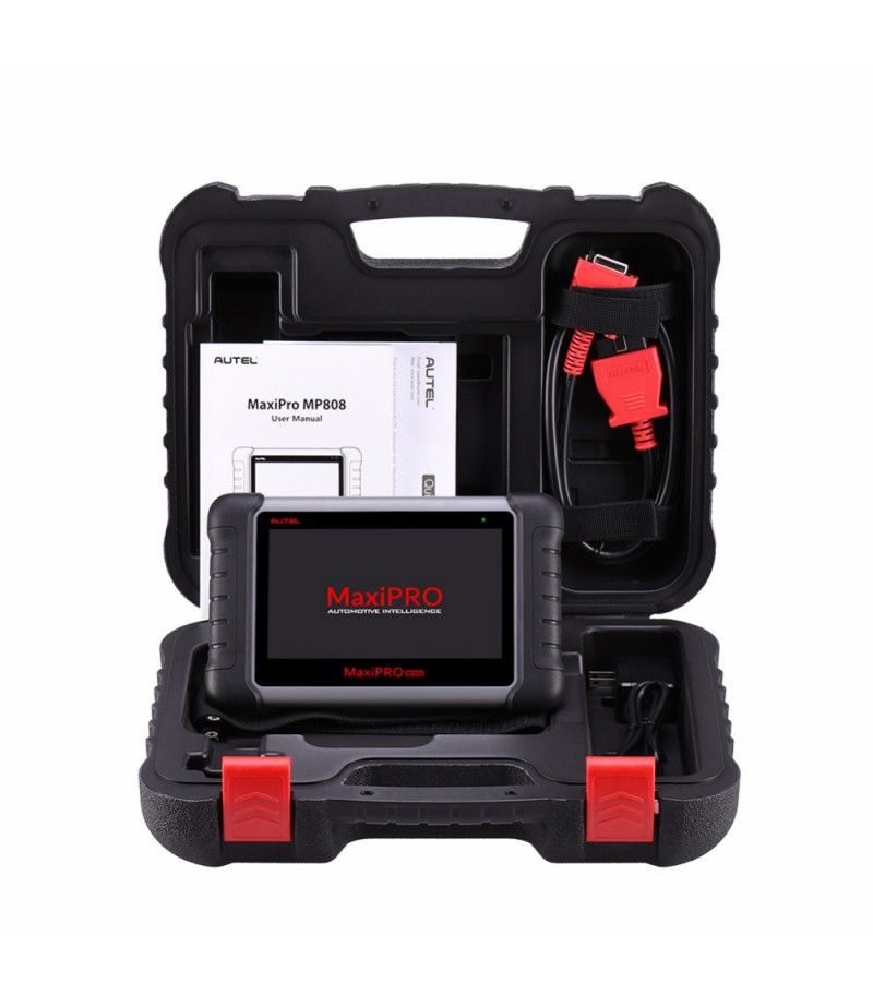 Autel MaxiPRO MP808 Automotive Scanner Professional OE-Level Diagnostics with Bi-Directional Control Same Functions as DS808, MS906