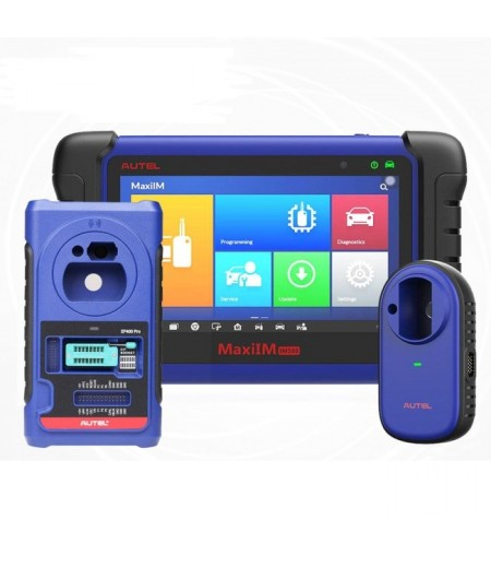100% Original Autel MaxiIM IM508 Advanced IMMO & Key Programming Tool Plus XP400 Pro Key and Chip Programmer