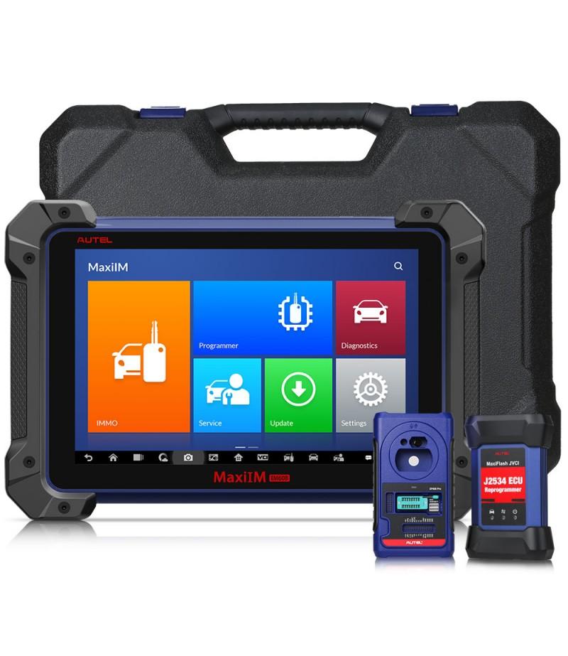 Original Autel MaxiIM IM608 PRO Auto Key Programmer & Diagnostic Tool with XP400 Pro (Upgraded Version of Autel IM608)