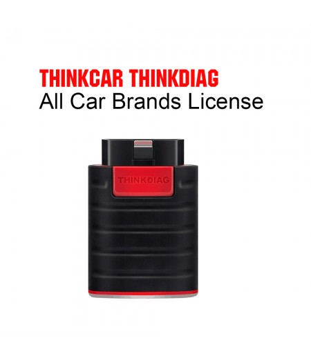 ThinkCar Thinkdiag All Car Brands License 2 Year Free Update Online