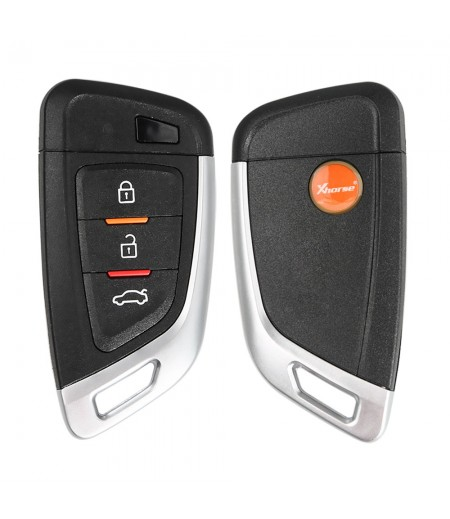 Xhorse XSKF01EN Universal Smart Proximity Flip Type Key for VVDI2/VVDI Mini Key Tool 5pcs/lot