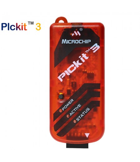 PICKIT2 PICKIT3 PICKIT3.5 Programmer Offline Programming with Microcontroller Chip Monopoly PIC emulator debugger KIT3