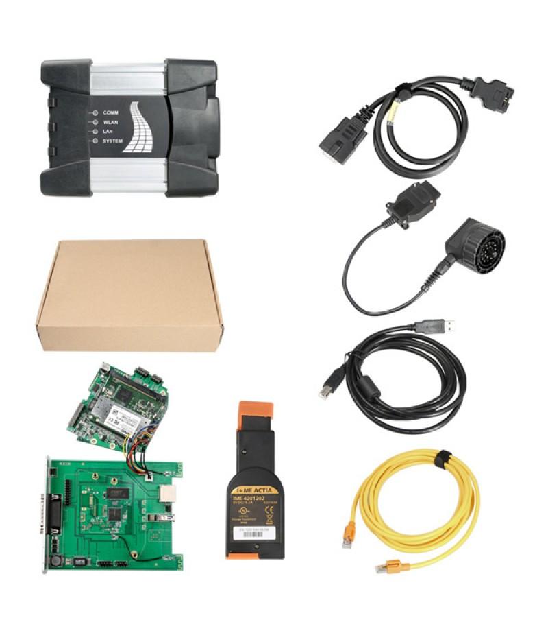 BMW ICOM NEXT A + B +C Wi-Fi New Generation of ICOM A2 Supports 2021.01 BMW ICOM Software