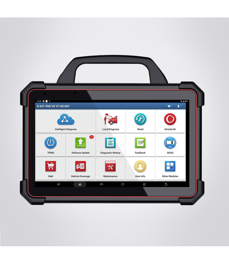Pre-Order Launch X-431 PAD VII Professional Diagnostics