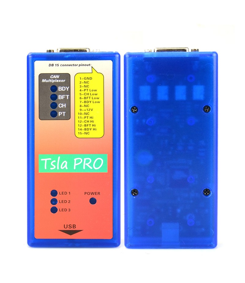 2021 Newest Tsla PRO scanner Professaional Diagnostic and Programming Tool for TESLA S, X, 3