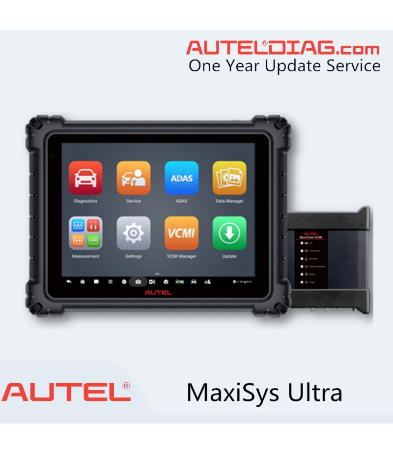 Autel MaxiSys Ultra One Year Update Service (Autel Tool Care Program)