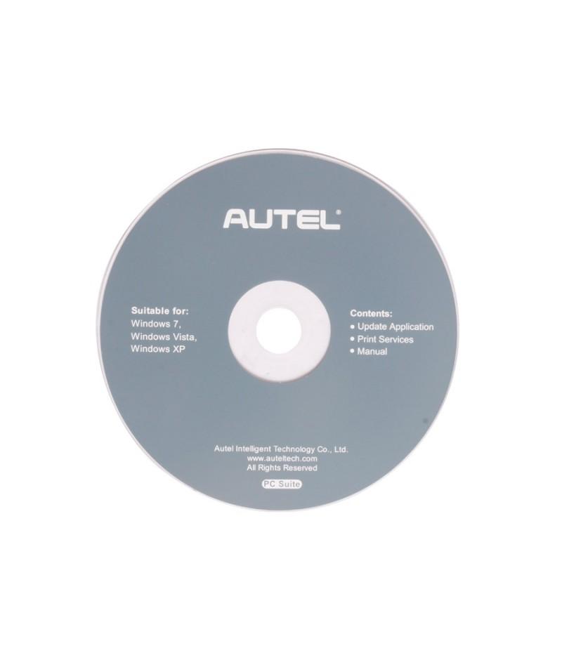 Original Autel AutoLink AL619 EU ABS/SRS OBDII CAN Diagnostic Tool Supports Online Update