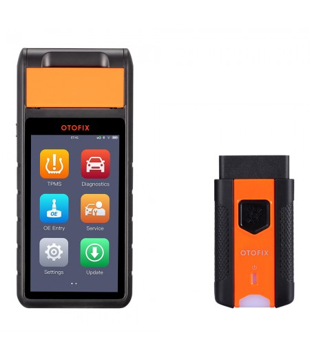 AUTEL OTOFIX BT1 Professional Battery Tester Full System Diagnostic Tool with OBDII VCI Supports Battery Registration
