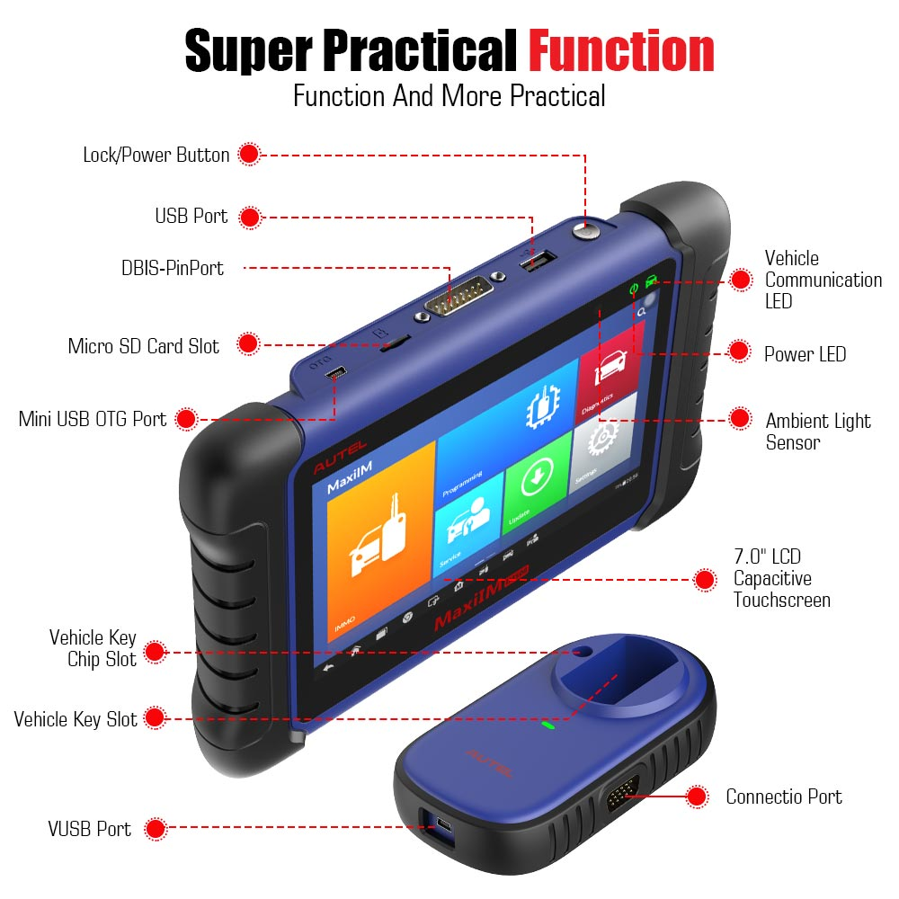 MaxiIM IM508 Super Practical Functions