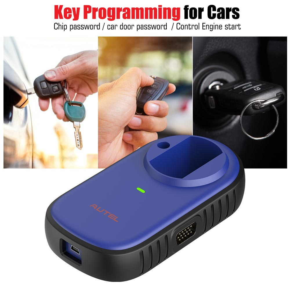 MaxiIM IM508 Key programming for Cars