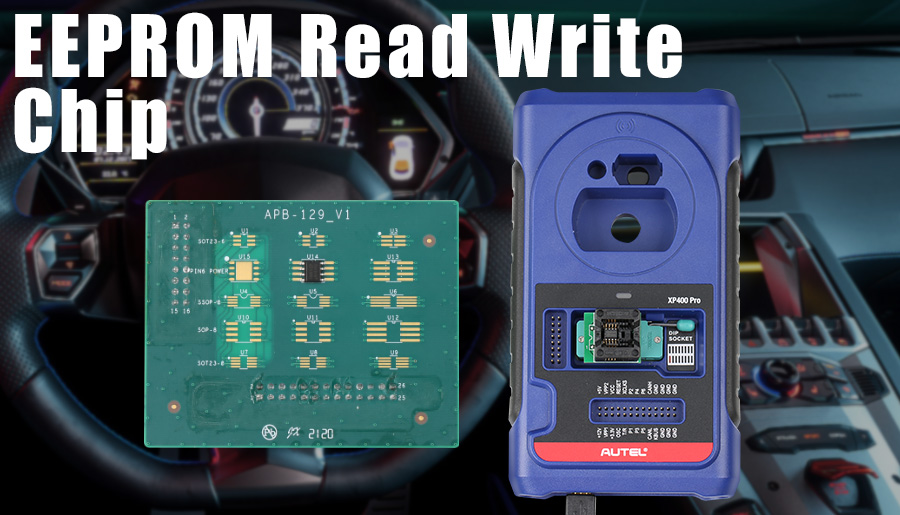eeprom read and write chip