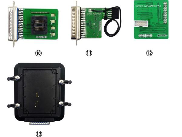 VVDI Prog New Adapter